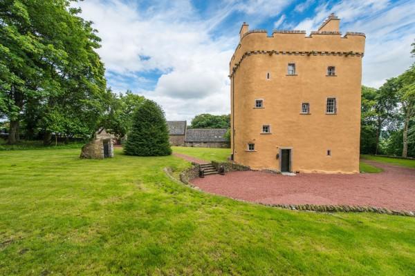 Cranshaws Castle